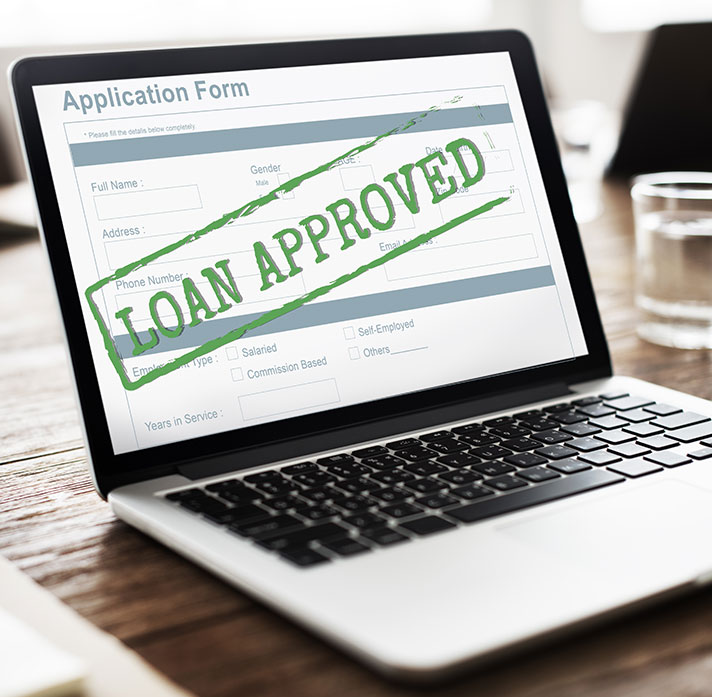 Easy Loan approved